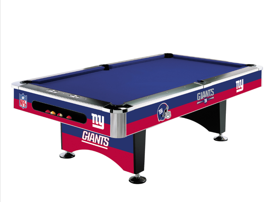 Buffalo Bills NFL Pool Table Is The Ultimate Addition To Any Game Room.  Buffalo Bills Fans This NFL Team Pool Table Is High Quality