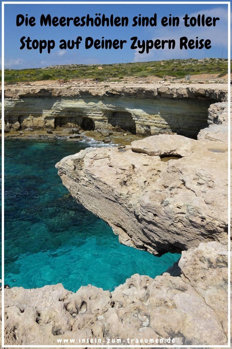 Zypern Zu Fuss Erkunden Hohlen Strande Zwischen Agia Napa Kap