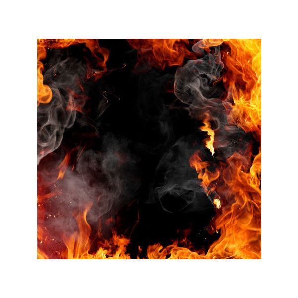 Fire Border 12 x 12 Paper ($0.85) ❤ liked on Polyvore featuring ...