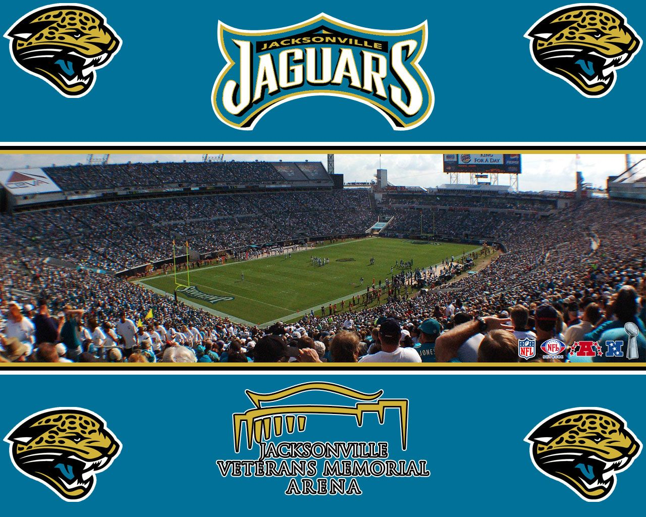 Jacksonville Jaguars Stadium Wallpaper