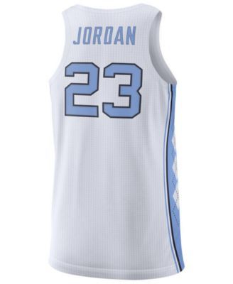 c9ed6a06787 Nike Men's Michael Jordan North Carolina Tar Heels Authentic Basketball  Jersey - White XXL