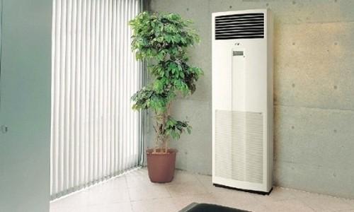 Máy lạnh tủ đứng Daikin FVRN100AXV1/RR100DGXY1Giao hàng