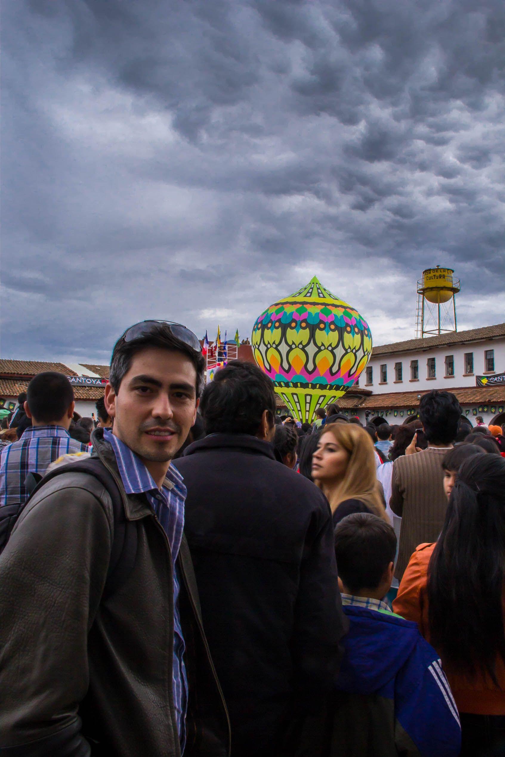 Cantoya Fest, Paracho, Michoacán