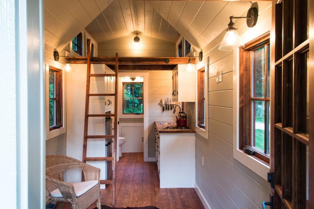 Original TImbercraft Tiny Home Now For Sale