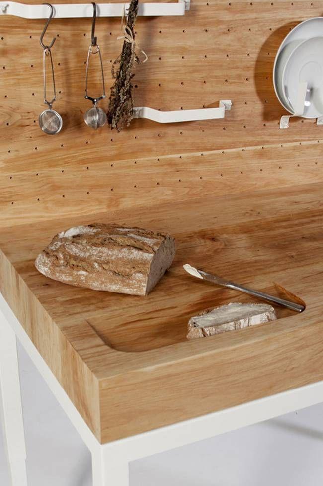 Workshop Inspired Kitchen Is A Universal Design For The Disabled U0026 Elderly
