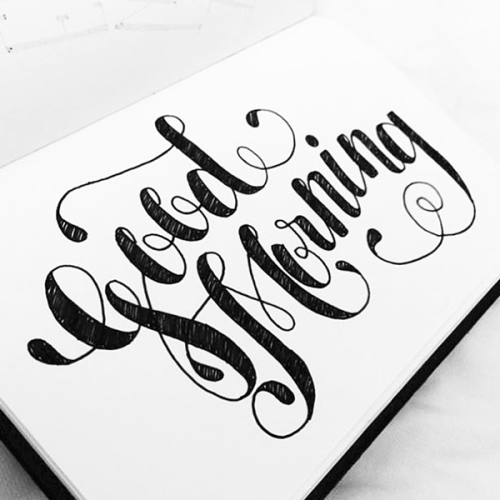 Type Stuff - Andrea Campos Check out this project on Behance or on Instagram