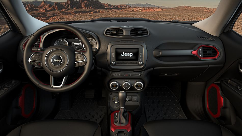 All New Jeep Renegade Sport Longitude Limited Trailhawk