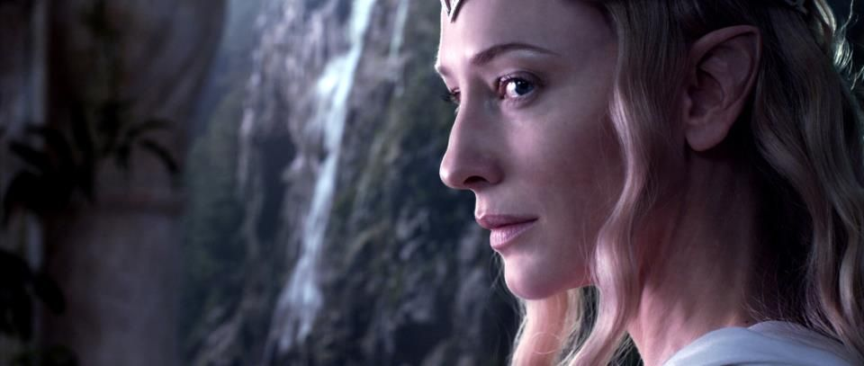 GALADRIEL - Oldest of all the Elves that remain in Middle-earth, Galadriel is possessed with the gift of foresight. When signs point to an evil rising within Middle-earth, she secretly supports Gandalf on his quest to reveal its source, knowing that should they fail, the fight against this growing malice will falter, and darkness will prevail