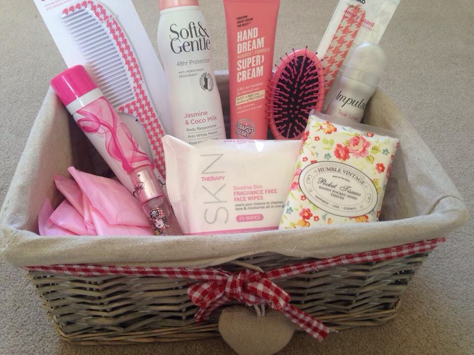 Guest Toiletry Basket Wedding Ideas Pinterest