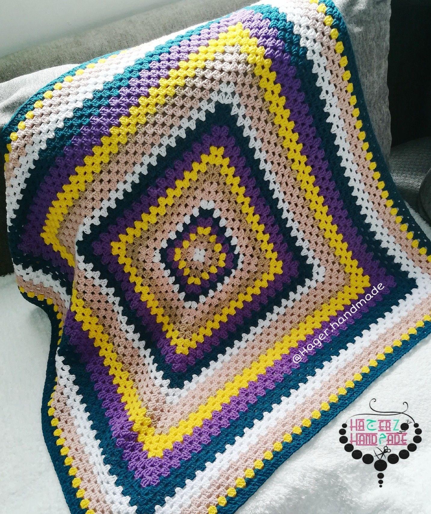 Crochet Granny Square Granny Square Crochet Crochet Granny Crochet Tablecloth