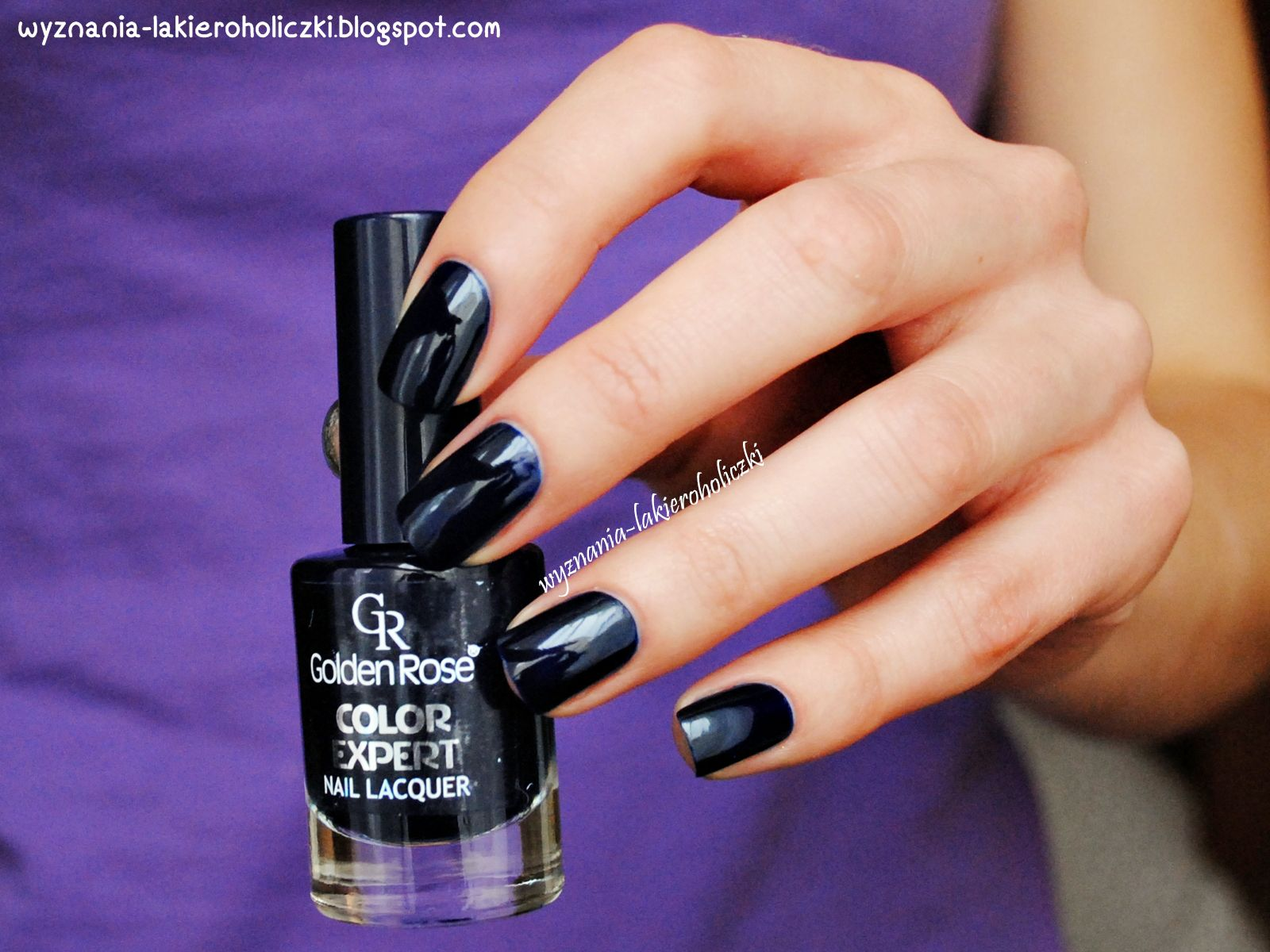 Confessions of a Polishaholic: Golden Rose Color Expert 86 | My nail ...