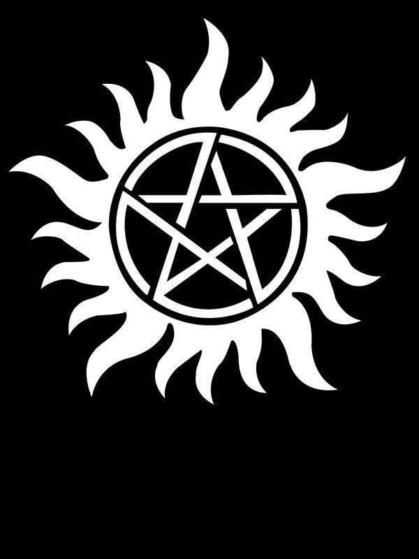 Anti Possession Symbol Google Search Supernatural Pinterest