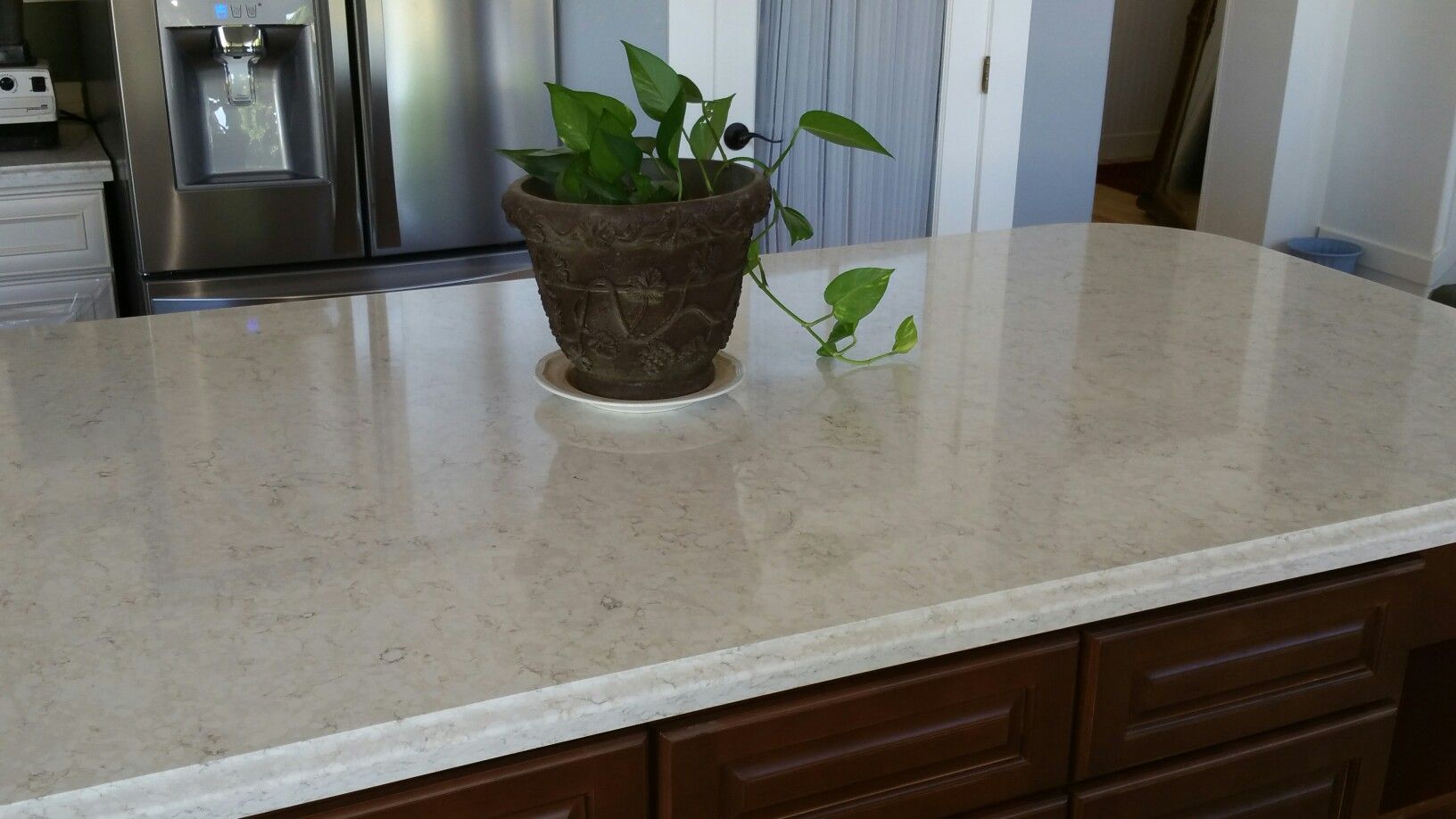 to countertop icoat watch marble look youtube make countertops review concrete how natural stone like a
