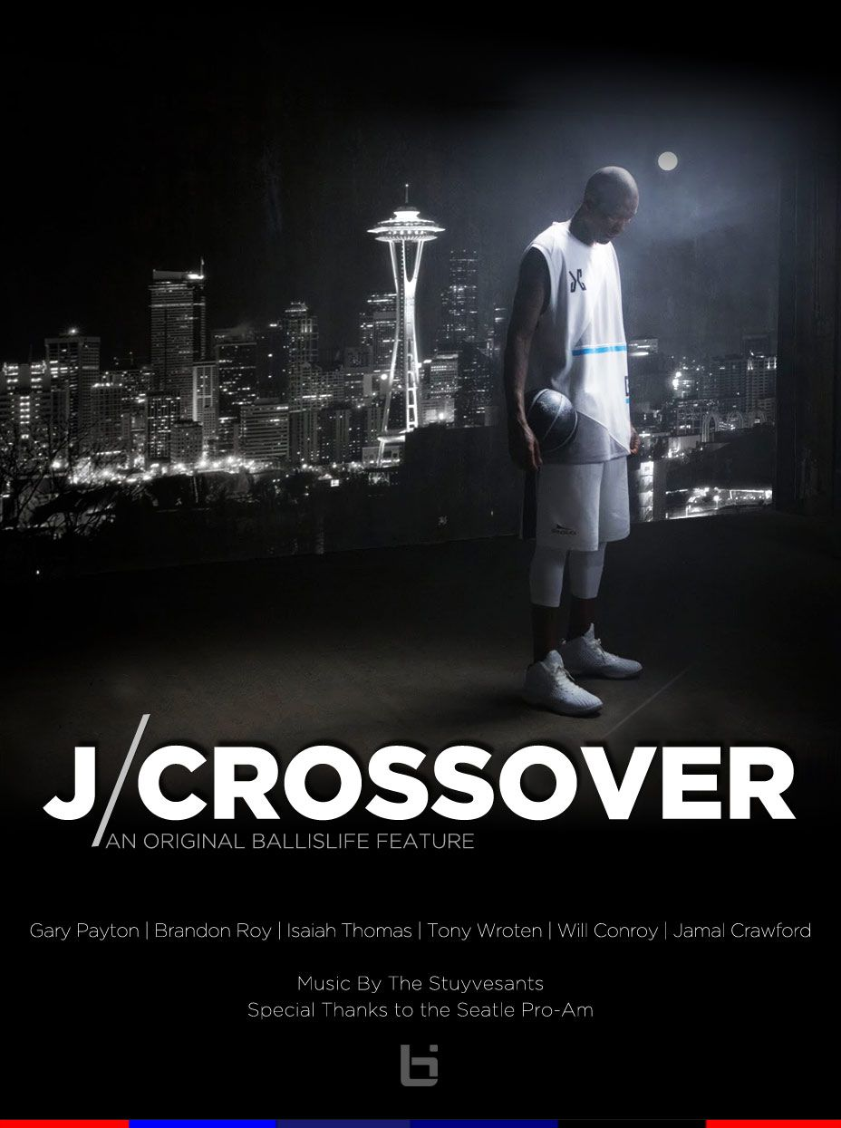 JCrossover A Jamal Crawford Documentary