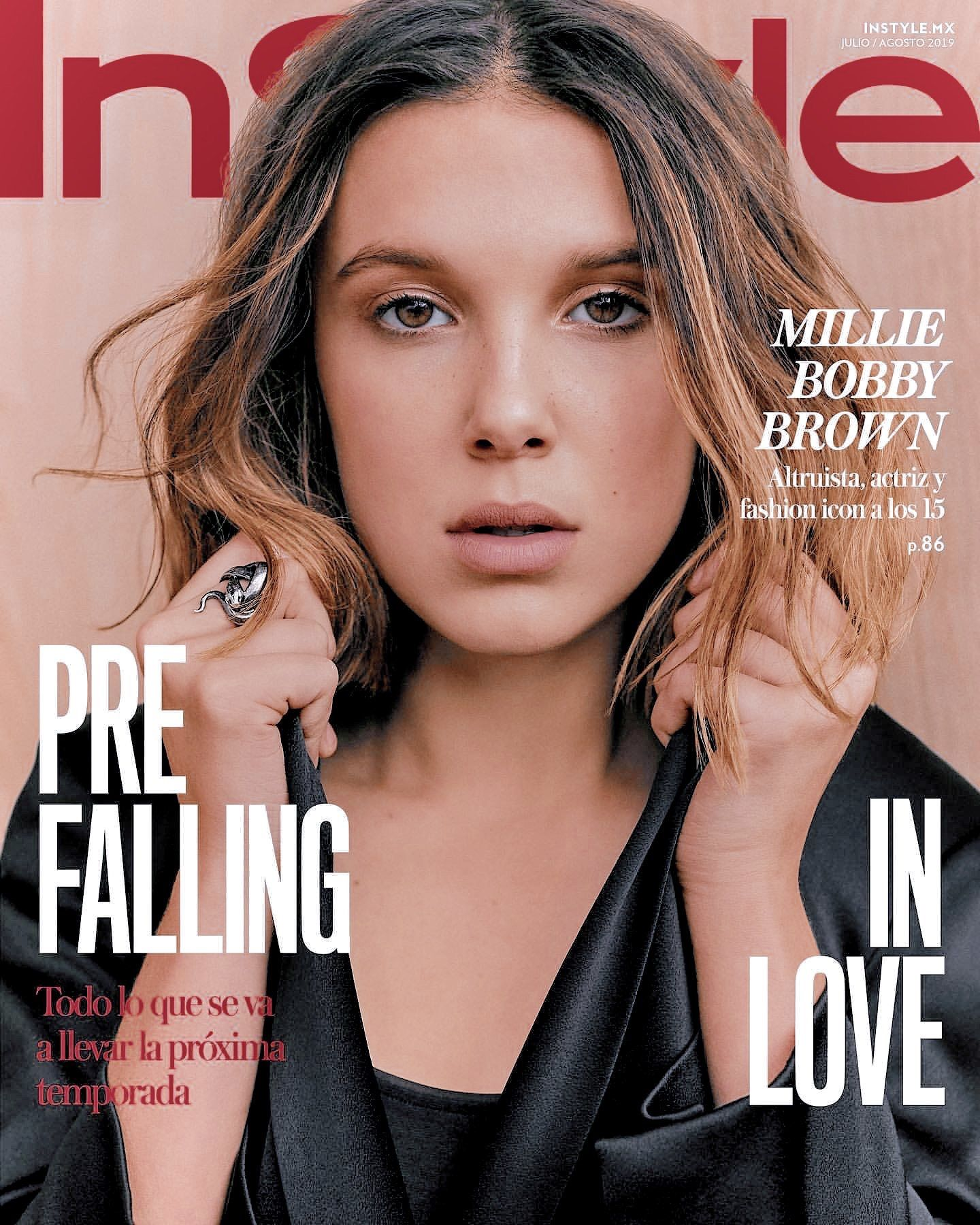 Pin By Reimy On Millie Bobby Brown In 2020 Bobby Brown Millie Bobby Brown Bobby Brown Stranger Things