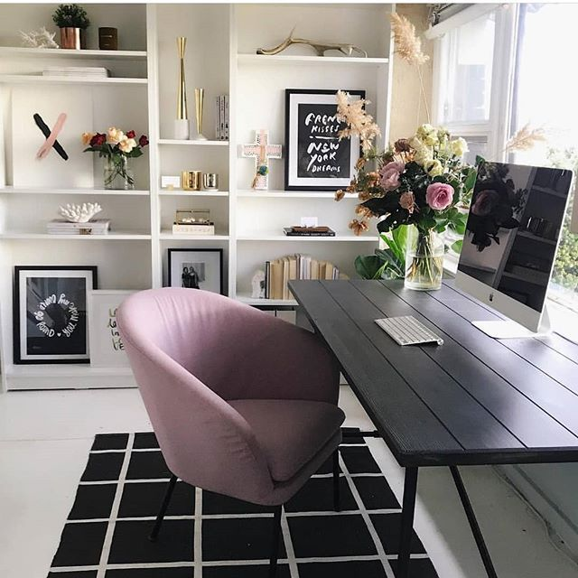 Home Design Ideas Instagram: Workspace Inspo And Image Regram Thanks To Marie