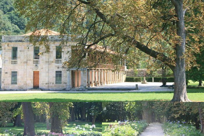 Fincas y jardines para bodas en cantabria la casona de for El jardin romantico