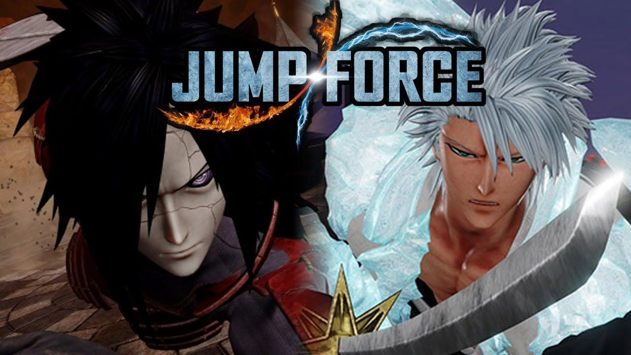 I Give The Two New Jumpforce Characters Madarauchiha And Toshirohitsugaya A Try For The Very Time In Online And Offline Matches In 2020 Gameplay Star Citizen Force