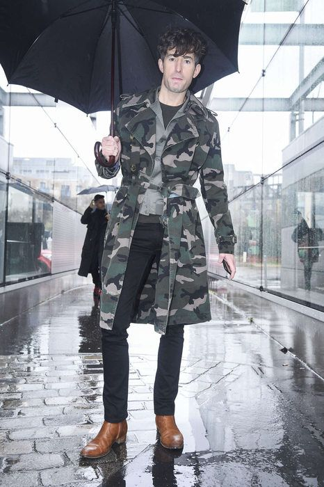 Street Fashion Paris N313, 2017