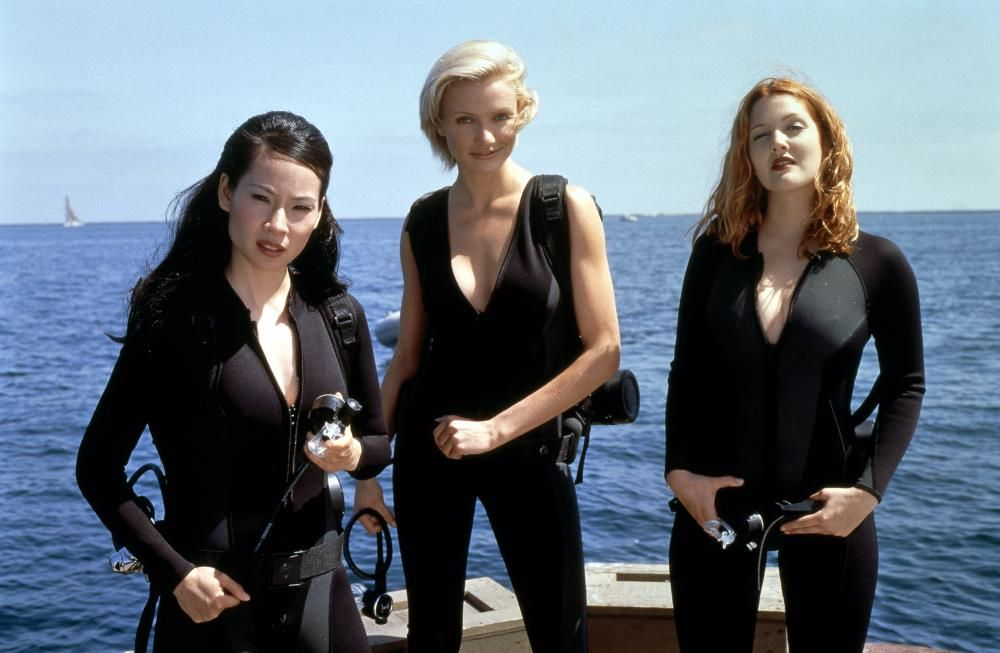 Image result for CHARLIE'S ANGELS  (2000)