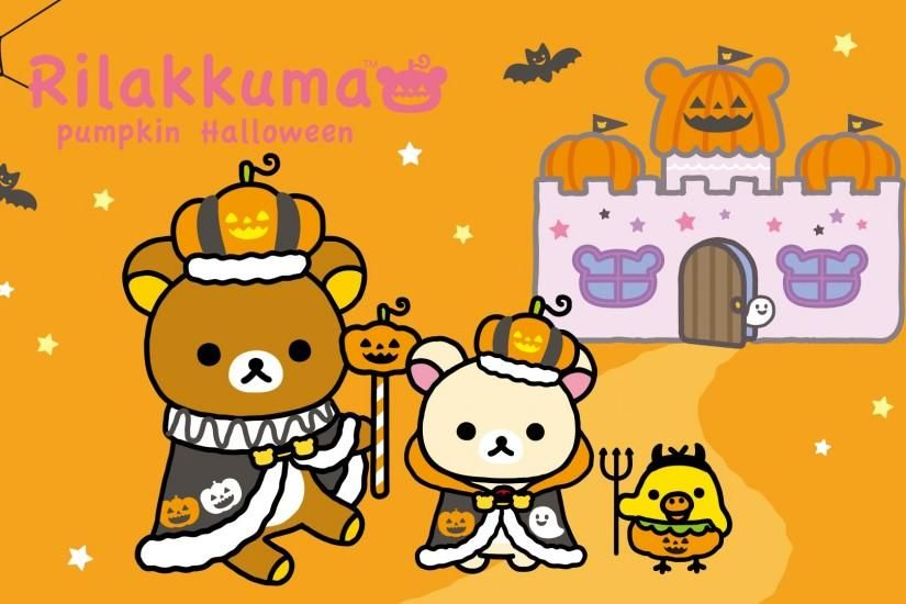 Rilakkuma Wallpaper Download Free Awesome Hd Backgrounds For Desktop And Mobile Devices In Any Resolution Rilakkuma Wallpaper Halloween Wallpaper Rilakkuma