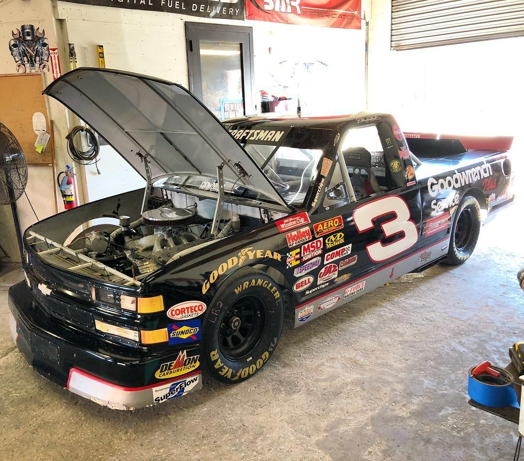 The Do It For Dale Guy Just Bought A 3 Nascar Truck With