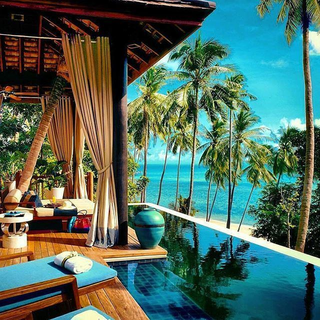 Four Seasons Resort Koh Samui, Thailand ⠀ Photography by  @fskohsamui