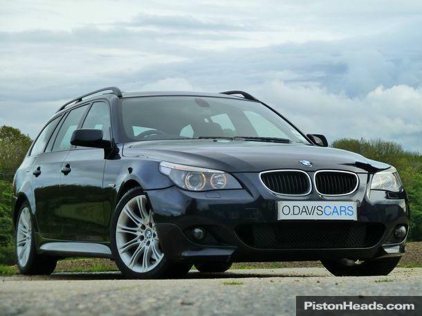 2005 BMW 5 Series 530i M Sport Touring | BMW Touring | Pinterest ...