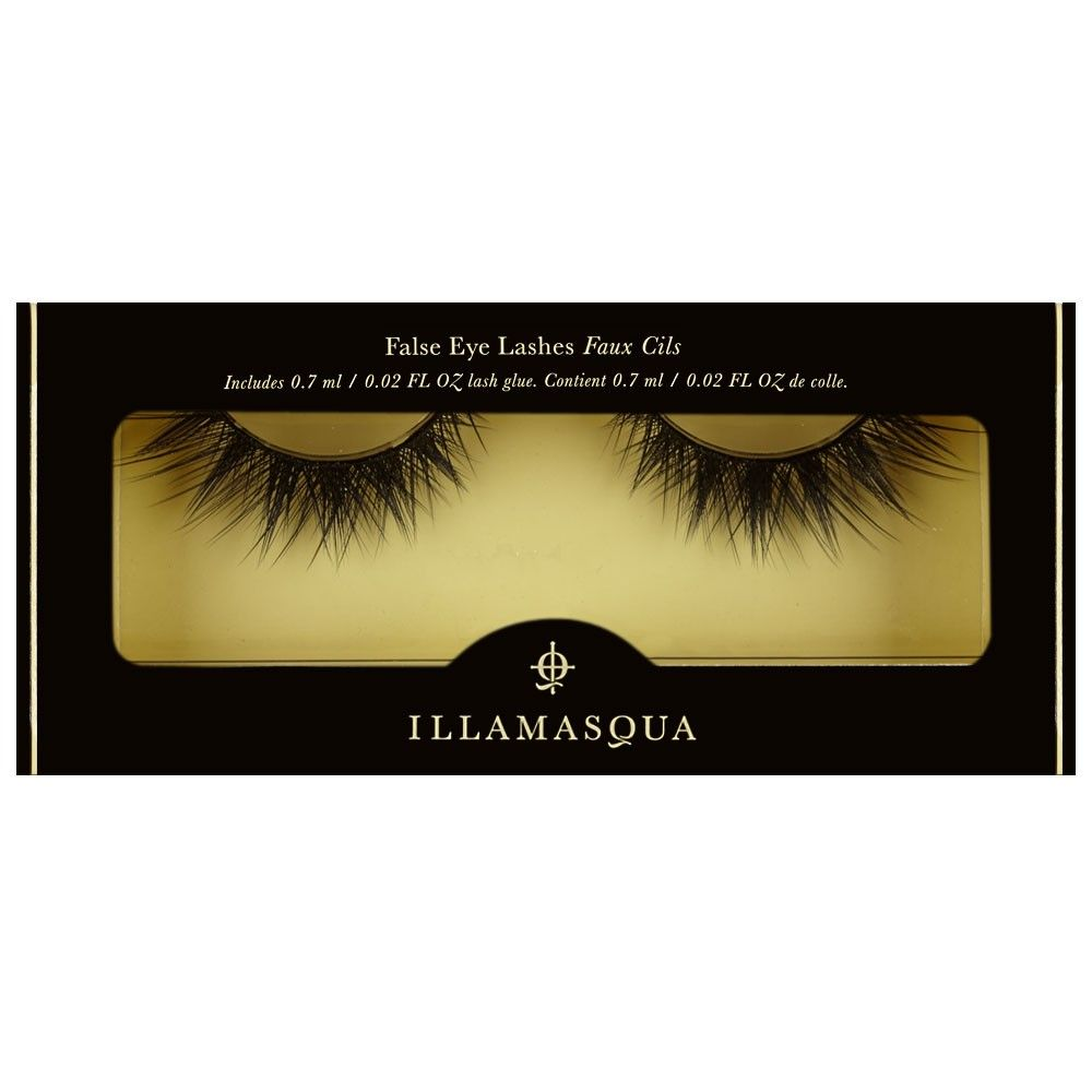 788a5708bb9 Illamasqua False Eye Lashes in Doe. Best false eyelashes I've tried, they  are easy to apply and strong so never fall apart.