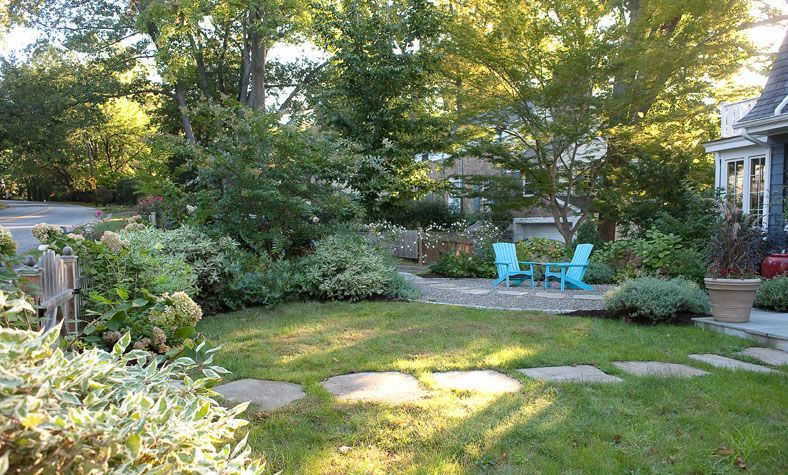 Westover Portfolio New Rochelle Garden New Rochelle Ny Traditional Landscape Small Front Yard Landscaping Landscape Design