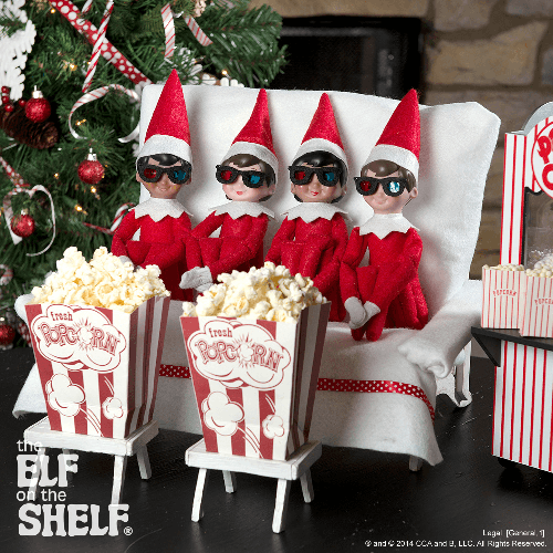 Family Movie Night The Elf On The Shelf Elf On The Shelf The