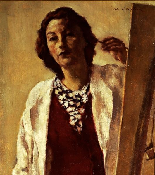 Lotte Laserstein, self portrait | ♥ ART ~ WOMEN (L ...
