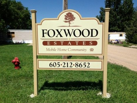 Price Reduced, Mobile Home Community $403,000 Redfield, SD - FoxWood Estates