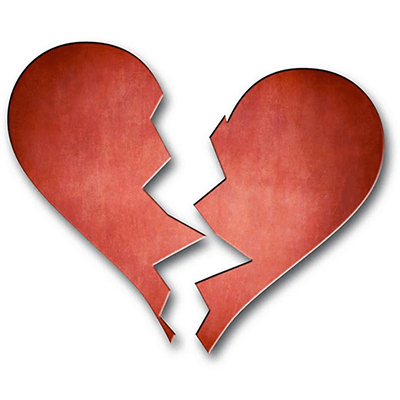 Broken Heart For Facebook Broken Heart Symbol