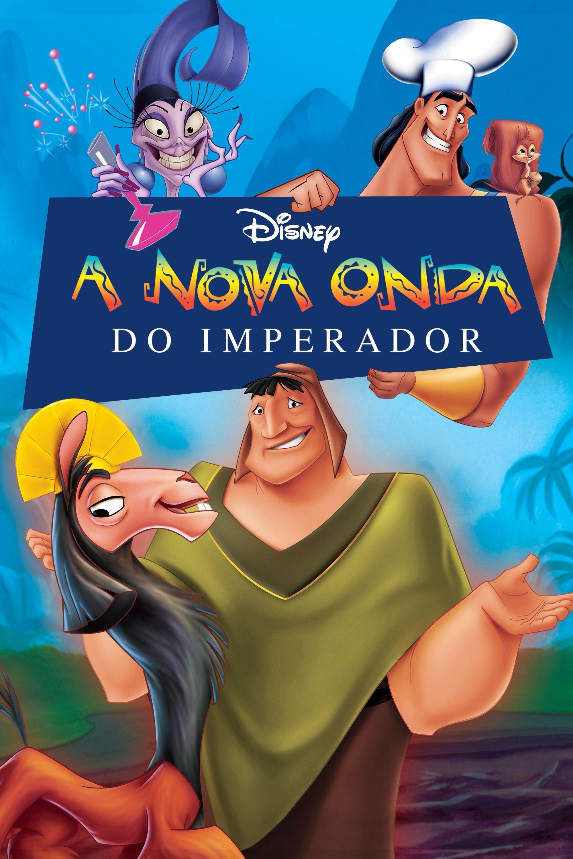 A Nova Onda Do Imperador 2000 Com Imagens Pacha E O Imperador