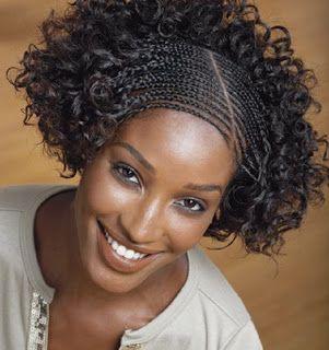 39 Peinados Afro Grandes Para Las Mujeres Peinados Cortes De Pelo