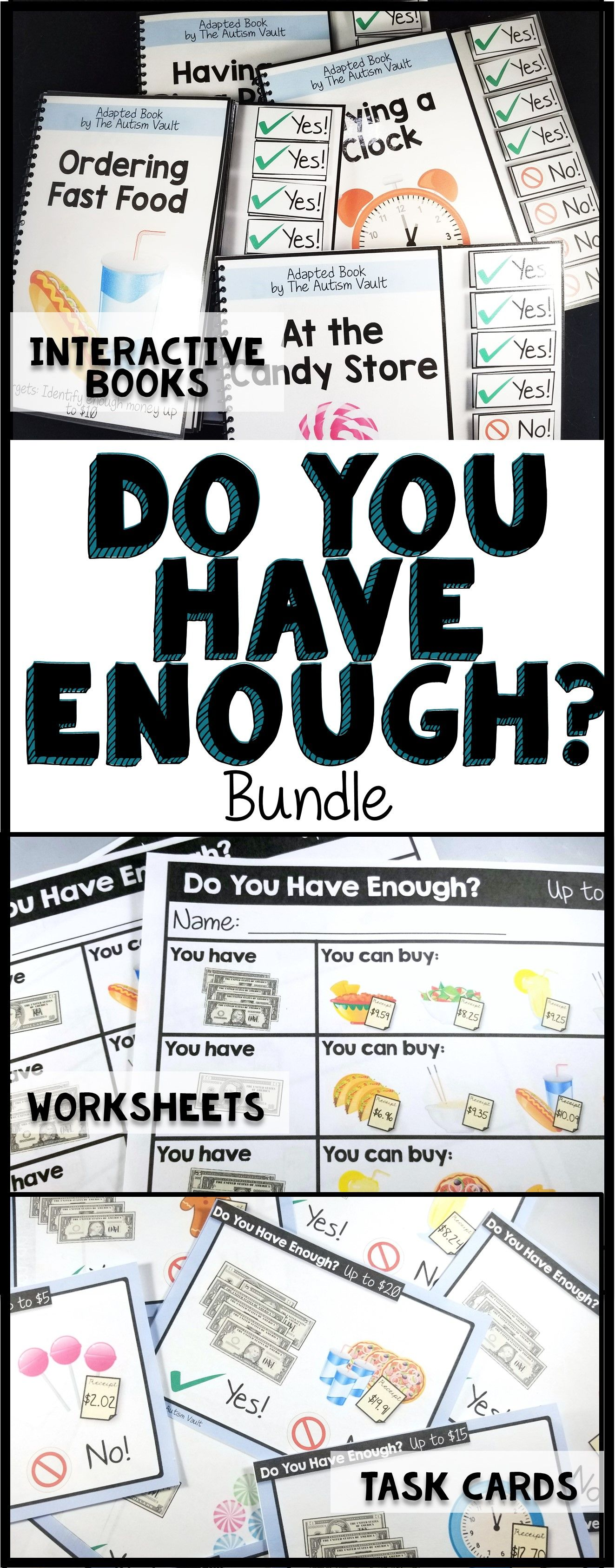 Here Is A Bundle Of Resources To Identifying Enough Money