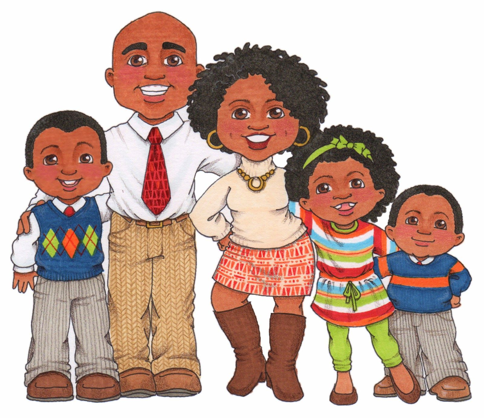 susan fitch design families are forever 2014 another great rh pinterest ie clipart images of families clipart of families and friends