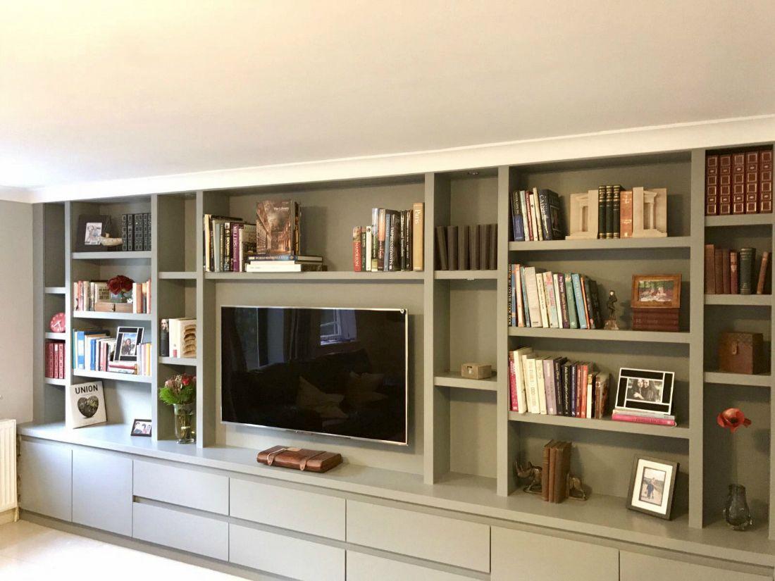 Shelvingcupboard And Drawer Media Furniture Jpg 1100 825