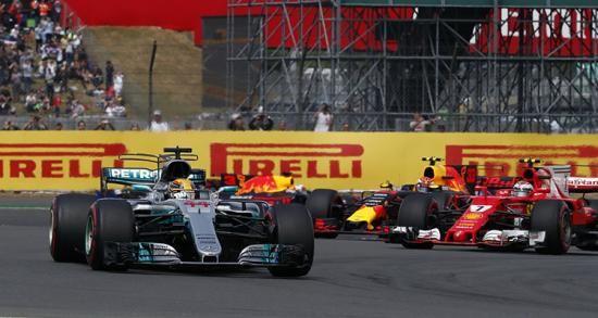 Bratwurst vs. mozzarella: waar rijdt Hamilton in 2018?