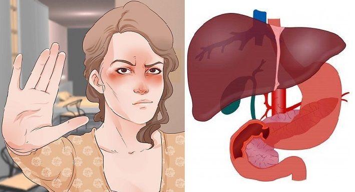 Dieta oriental para desintoxicarte emocional y físicamente por problemas de hígado