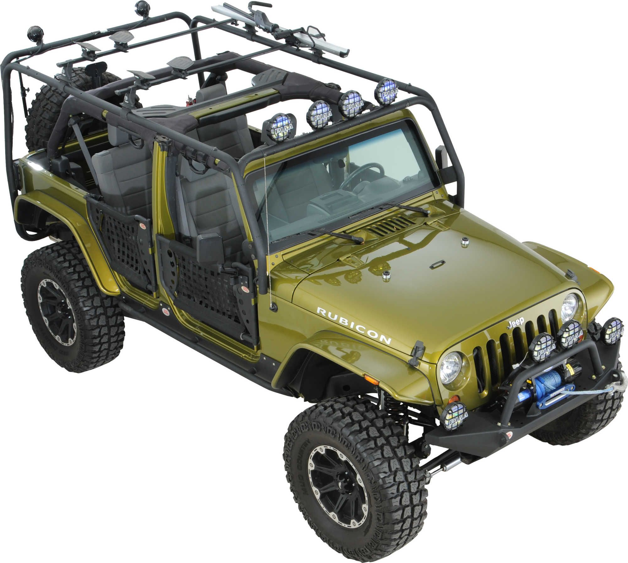 Body Armors New Roof Rack Base Kits Are Made From 2 Quot 120