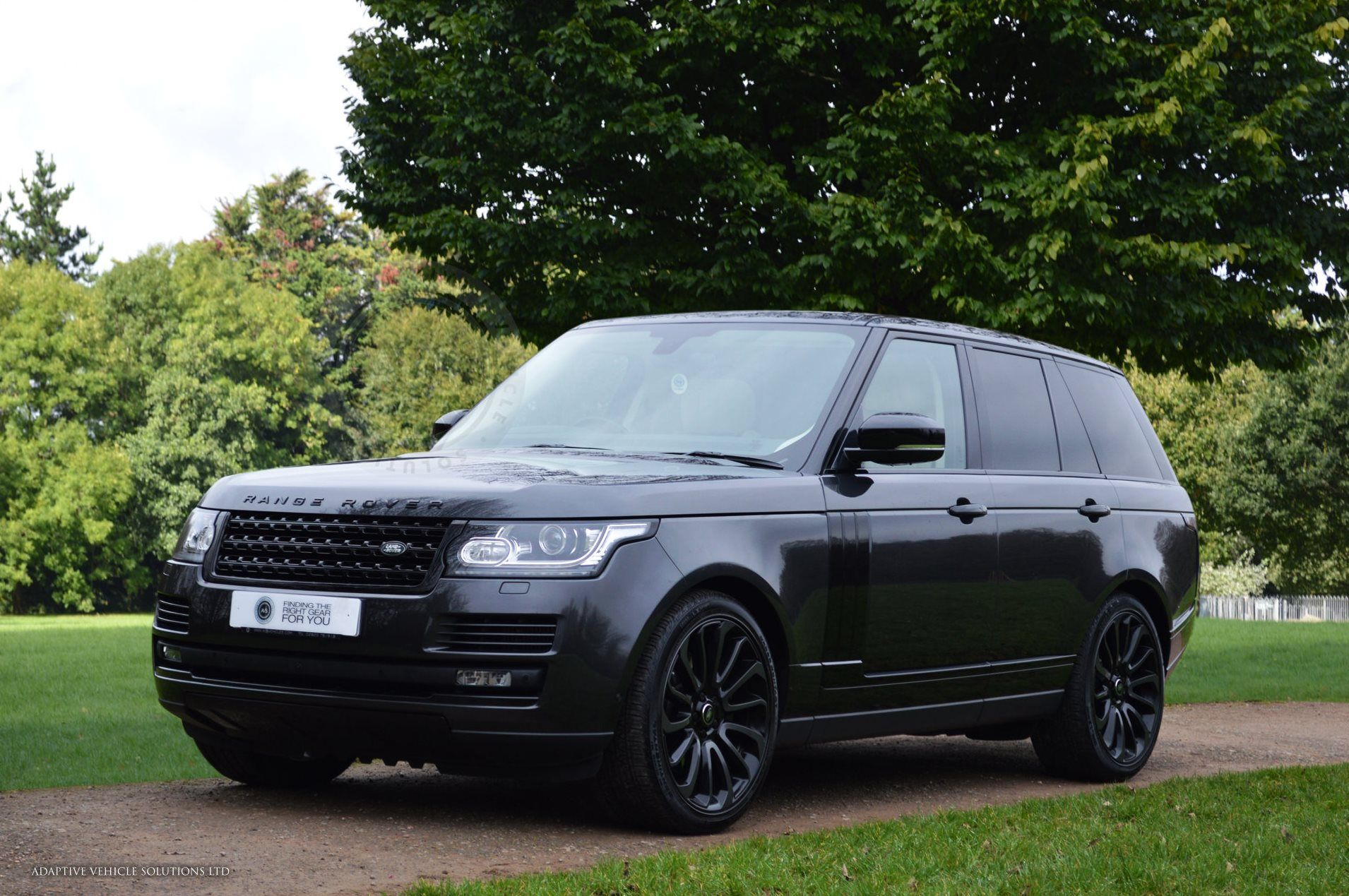 Range Rover Autobiography, Petrol Range Rover, Range Rover