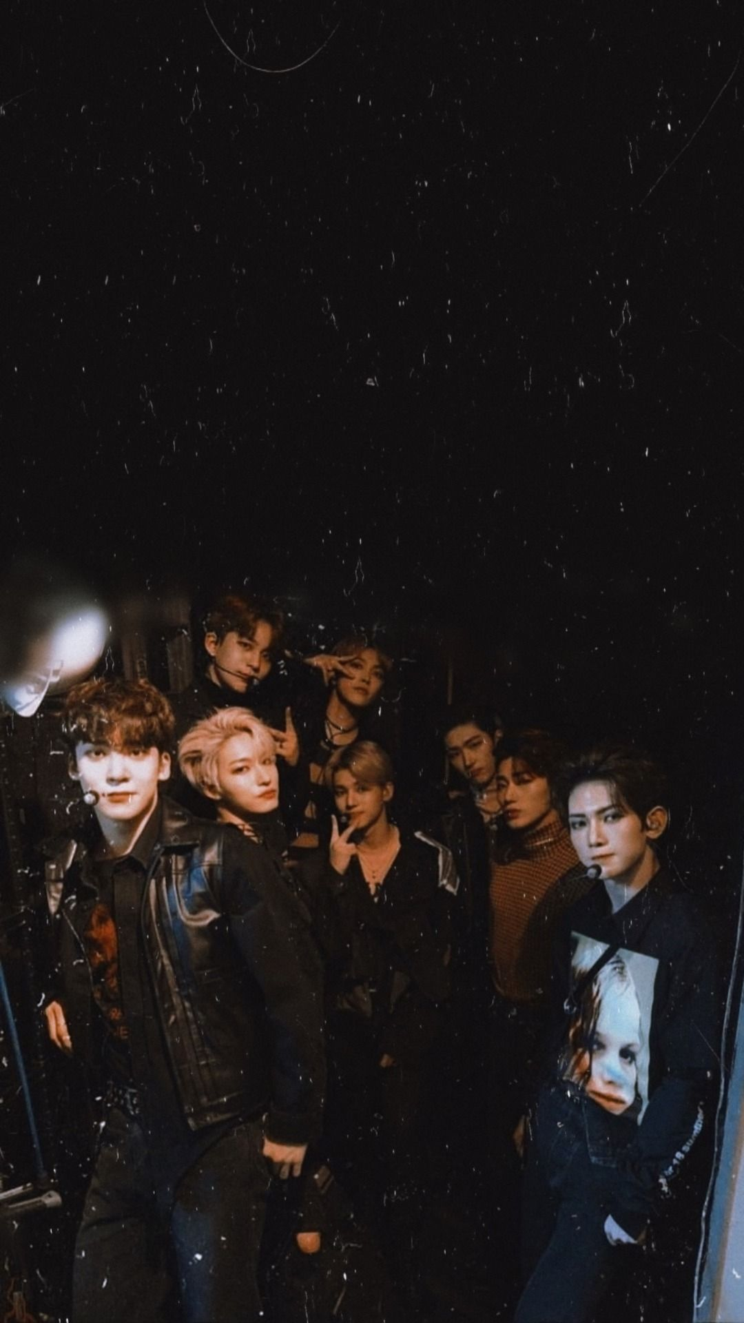 ateez lockscreen