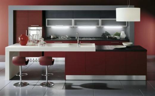 Best Kitchen Cabinets Maroon Kitchen Cabinet San Diego Color 400 x 300