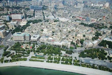 Bird S Eye View Azerbaijan Birds Eye View Views Beautiful Dream
