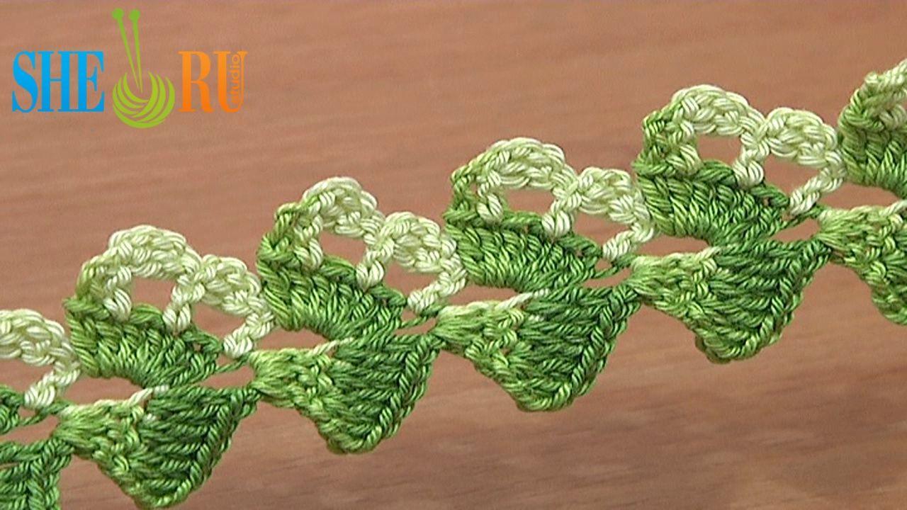 Pin von Cathyann Bussie auf 2nd - Crochet Motifs, Applique ...