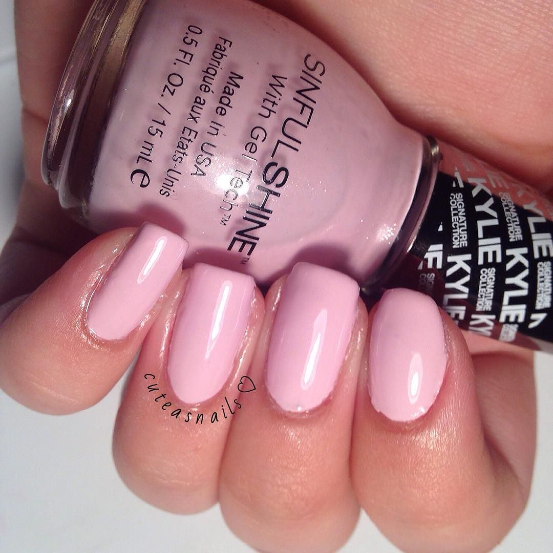 """Swatch of """"Miss Cheif"""" from the new Sinful Colors Kylie"""