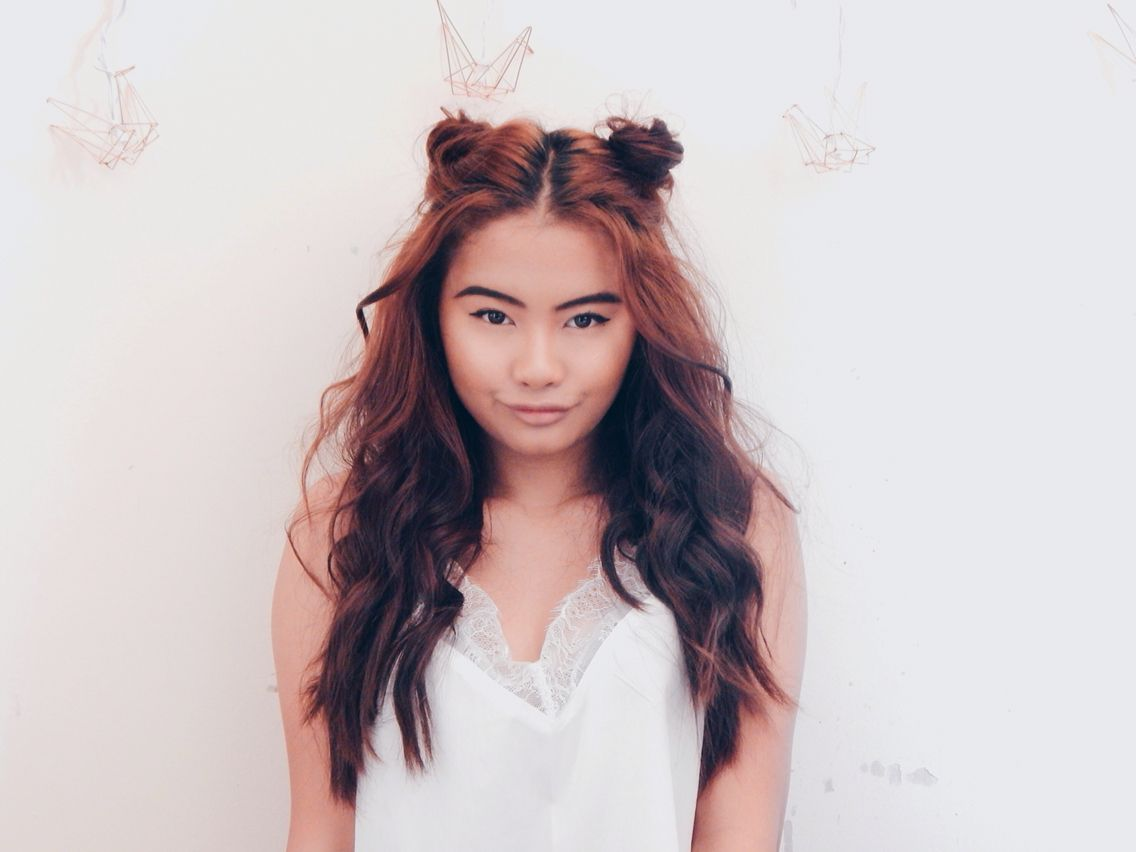 pics Surprise Space Buns Are the Most Popular Summer Hairstyle onPinterest
