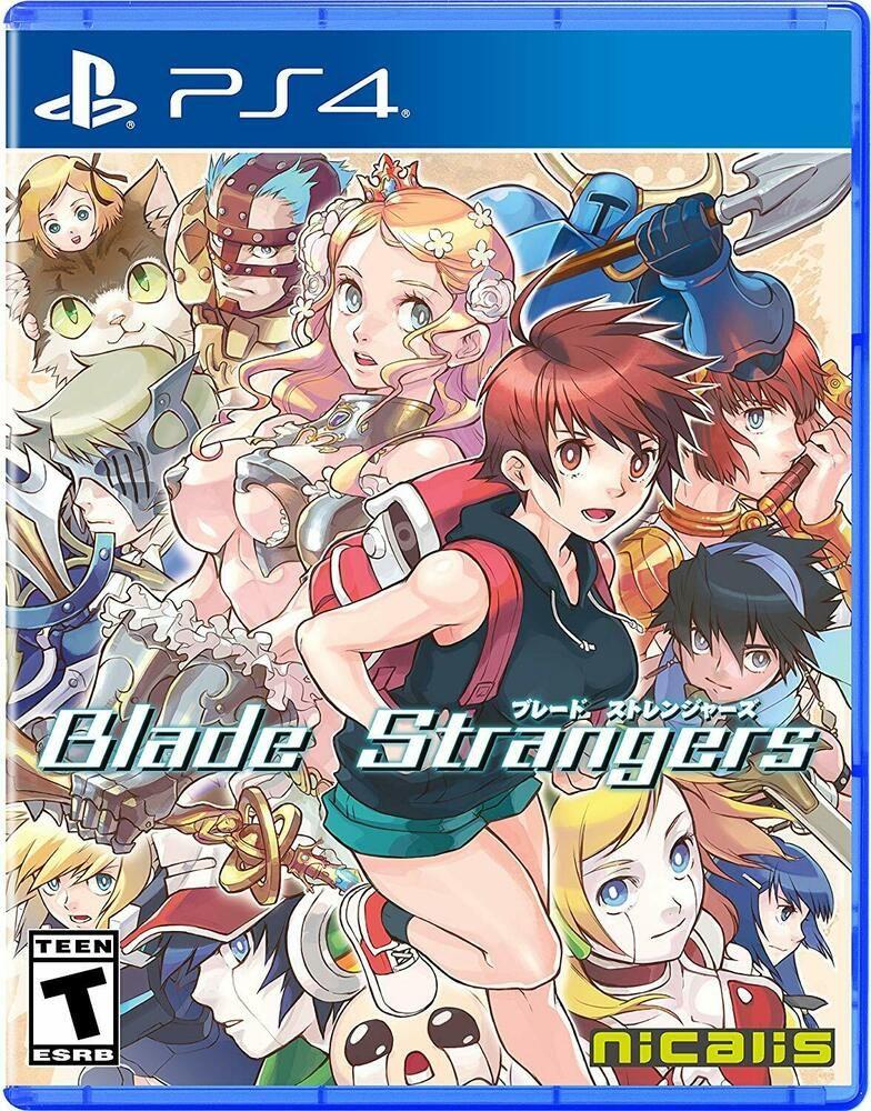 Blade strangers rare 2d anime battle fighting versus game